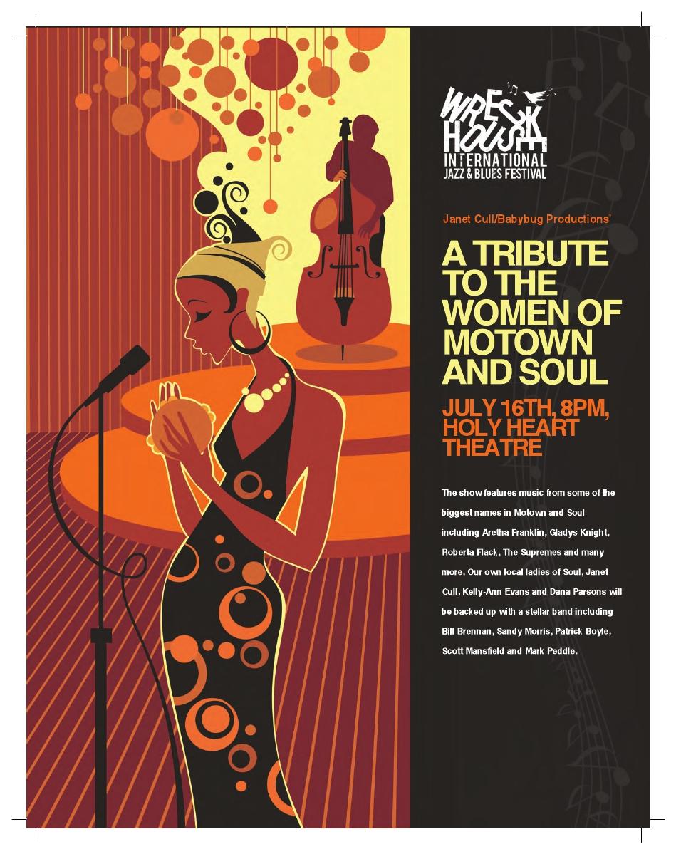 Classic wijbf st john s jazz festival posters for Classic jazz house