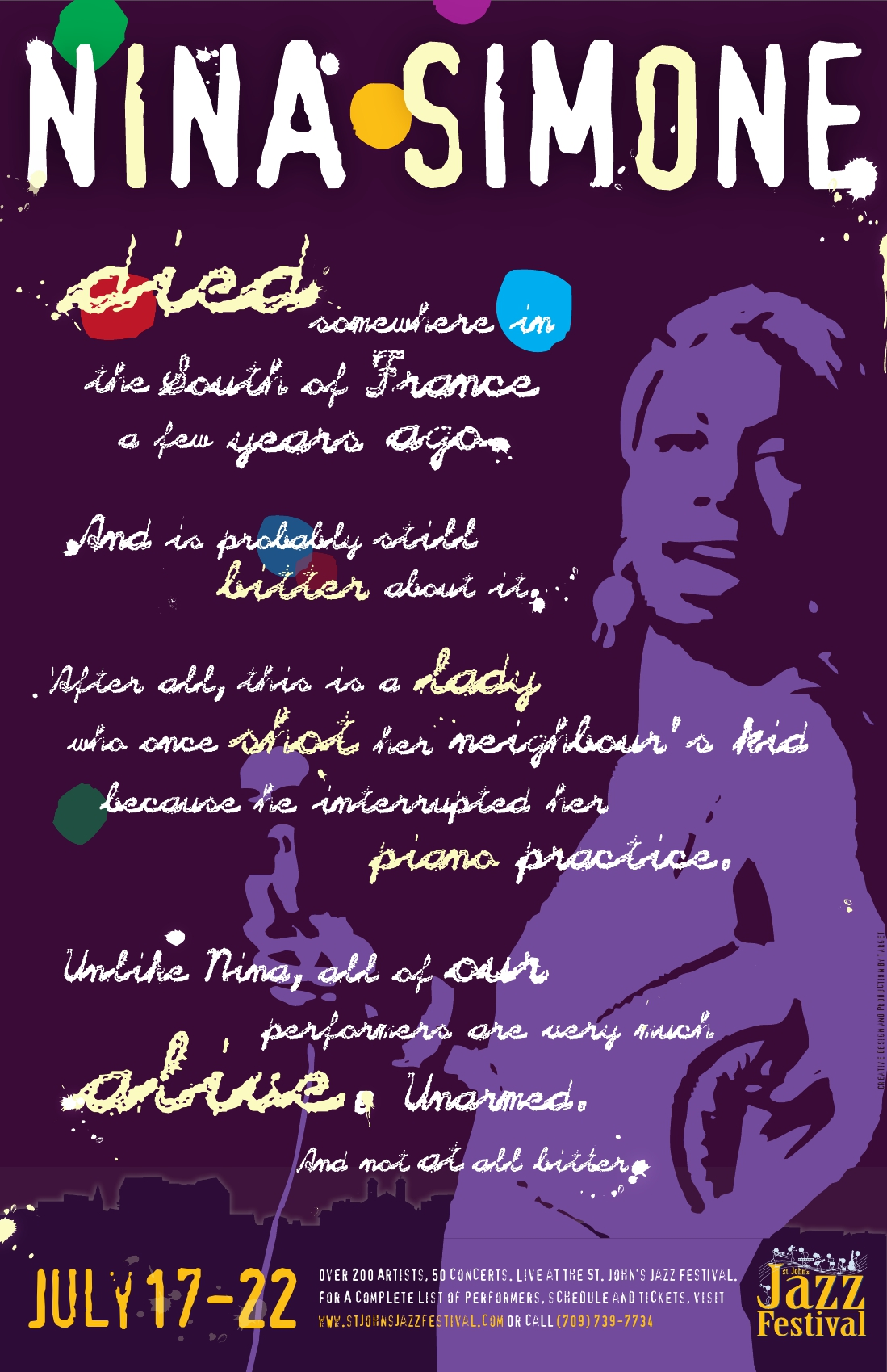 A Blues For Nina Classic WIJBF & St...